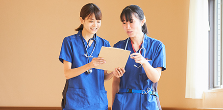 看護部について